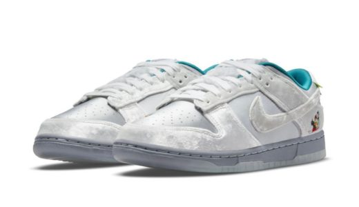"Nike 『ハルビン氷祭り』 から着想したDunk Low ""Ice""が2021年12月1日に発売予定"