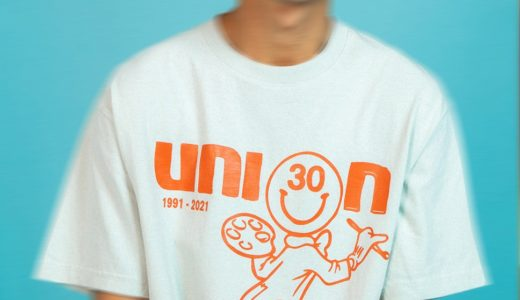 Kostas Seremetis × UNION 30周年記念コラボコレクションが国内10月8日に発売予定