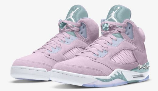 "Nike Air Jordan 5 Retro SE ""Easter""が2022年4月に発売予定"