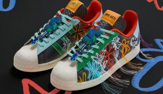 "【Sean Wotherspoon × adidas】SST SUPEREARTH ""BLACK""が国内10月28日に発売予定"