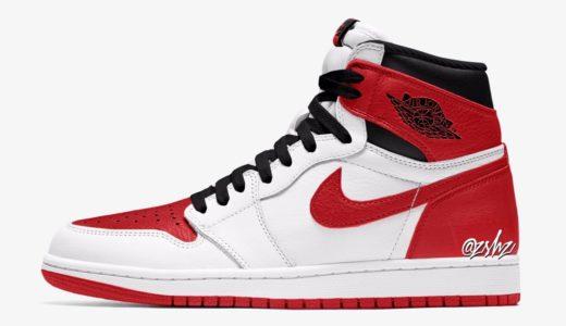 """Nike Air Jordan 1 Retro High OG """"Heritage""""が2022年4月9日に発売予定"""
